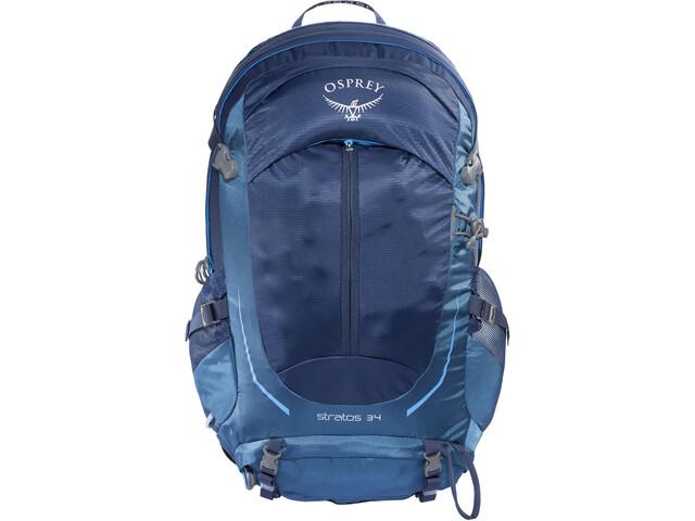 Osprey Stratos 34 Backpack Men eclipse blue